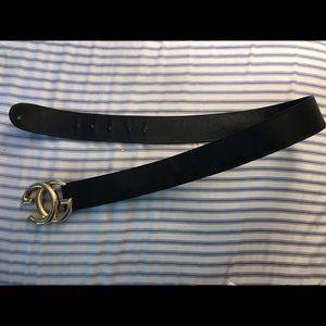 100% Authentic vintage Gucci belt.